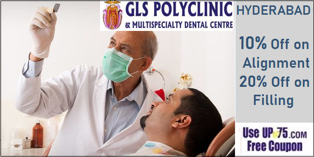 GLS Polyclinic and Multispecialty Dental Centre offers India