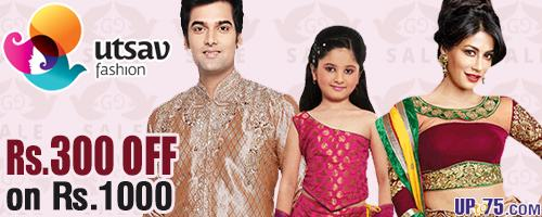 Utsav Fashion offers India