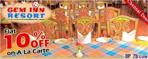 Gem Restaurant offers India