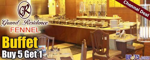 Fennel Multi Cuisine Restaurant offers India