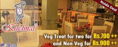 Khidmat Restaurant offers India