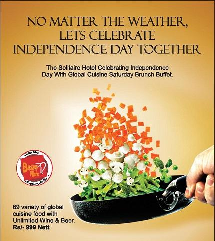 Bean Here Restaurant offers India