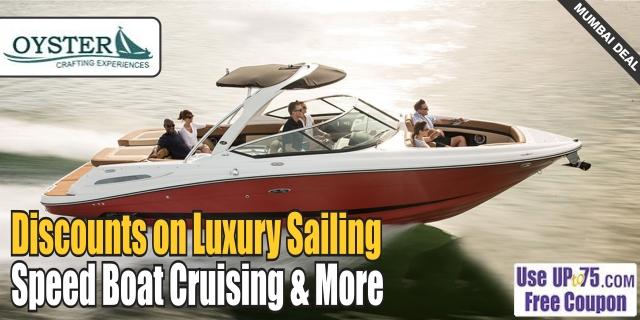 Oyster Sailing offers India