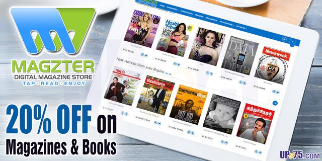 Magzter offers India