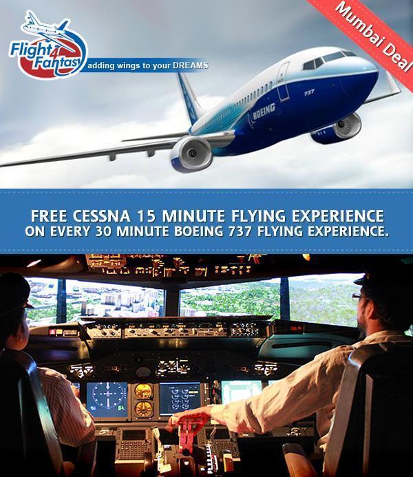 Flight 4 Fantasy offers India