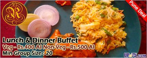 Regalia Restro & Lounge offers India