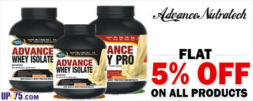 Advance Nutratech offers India