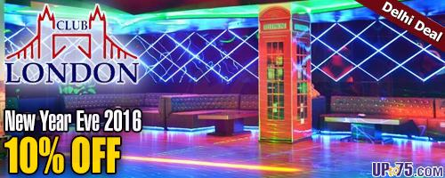 Club London offers India