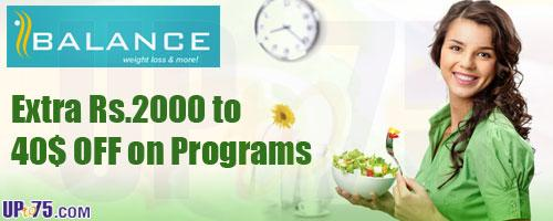 Balance Nutrition offers India