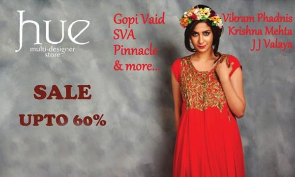 Hue Fashions offers India