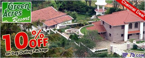 Green Acres Resort offers India