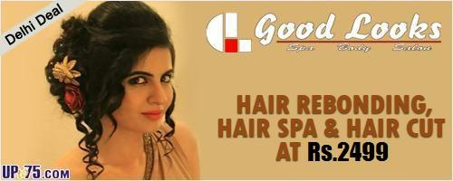 Good Looks Beauty Clinic offers India
