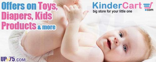 KinderCart offers India