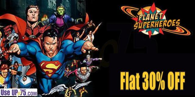 Planet SuperHeroes offers India