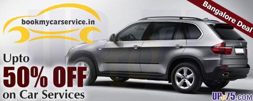 Bookmycarservice offers India