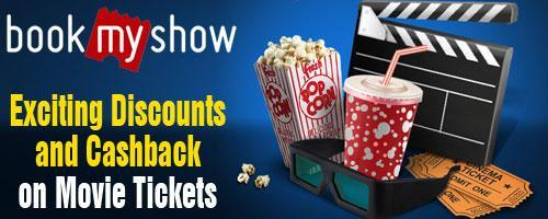 Bookmyshow offers India
