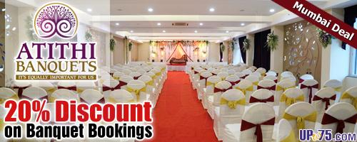 Atithi Banquets offers India