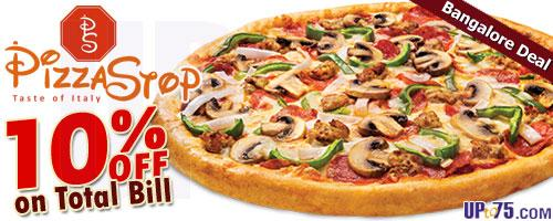 Pizza Stop offers India