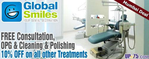 Global Smiles offers India