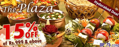 The Plaza Hotel offers India