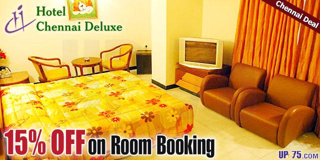 Hotel Chennai Deluxe offers India