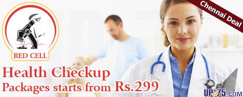 Red Cell Diagnostic Centre offers India