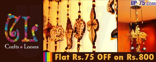 Crafts and Looms offers India