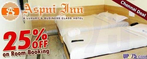 Aspni Inn Hotel offers India