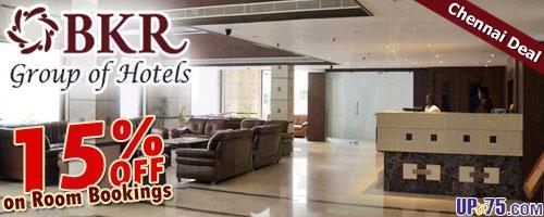 BKR Grand Hotel offers India