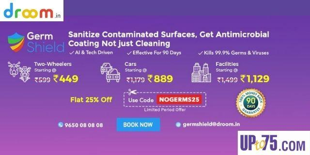Droom offers India