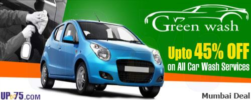Green Wash offers India