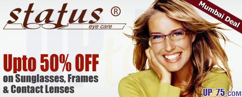 Status Eye Care offers India