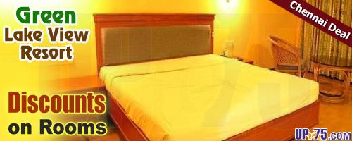 Green Lake View Resort offers India