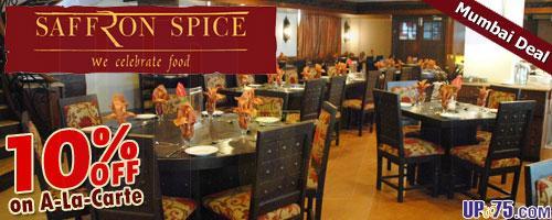 Saffron Spice offers India