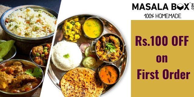 Masala Box offers India