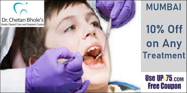 Dr Chetan Bholes Dental Clinic offers India