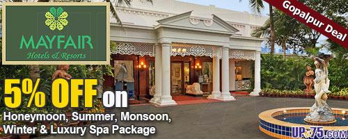 MAYFAIR Hotels and Resorts offers India