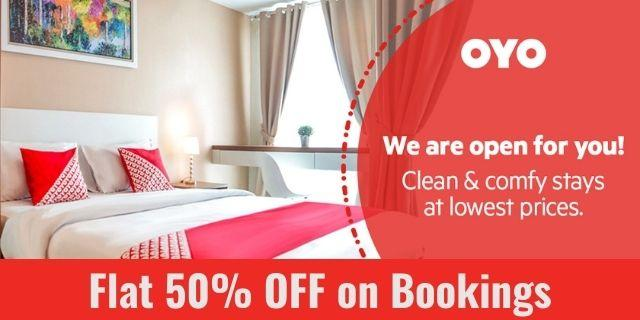 OYO Rooms offers India
