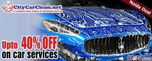 City Car Clean offers India