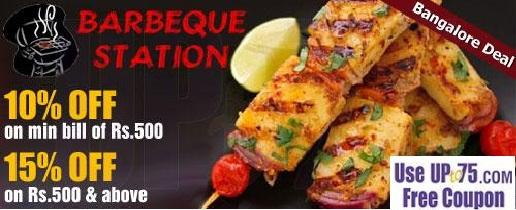 Barbeque Station offers India