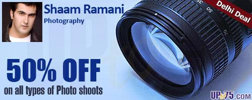 Shaam Ramani Photography offers India