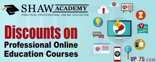 Shaw Academy offers India