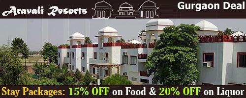 Aravali Resorts offers India