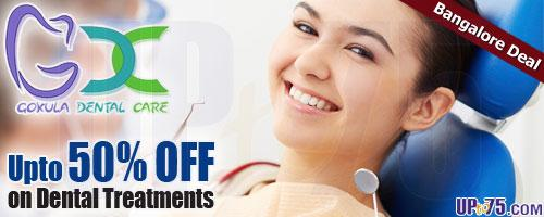 Gokula Dental Care offers India