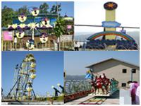 On Wheelz Amusement Park offers
