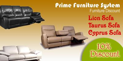 Prime Furniture System offers India