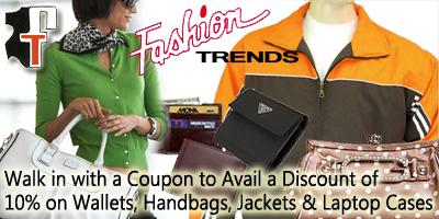 Fashion Trends offers India
