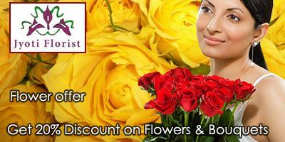 Jyoti Florist offers India