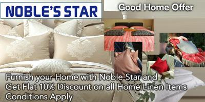 Nobles Star offers India