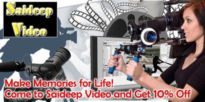 Saideep Photo & Video offers India